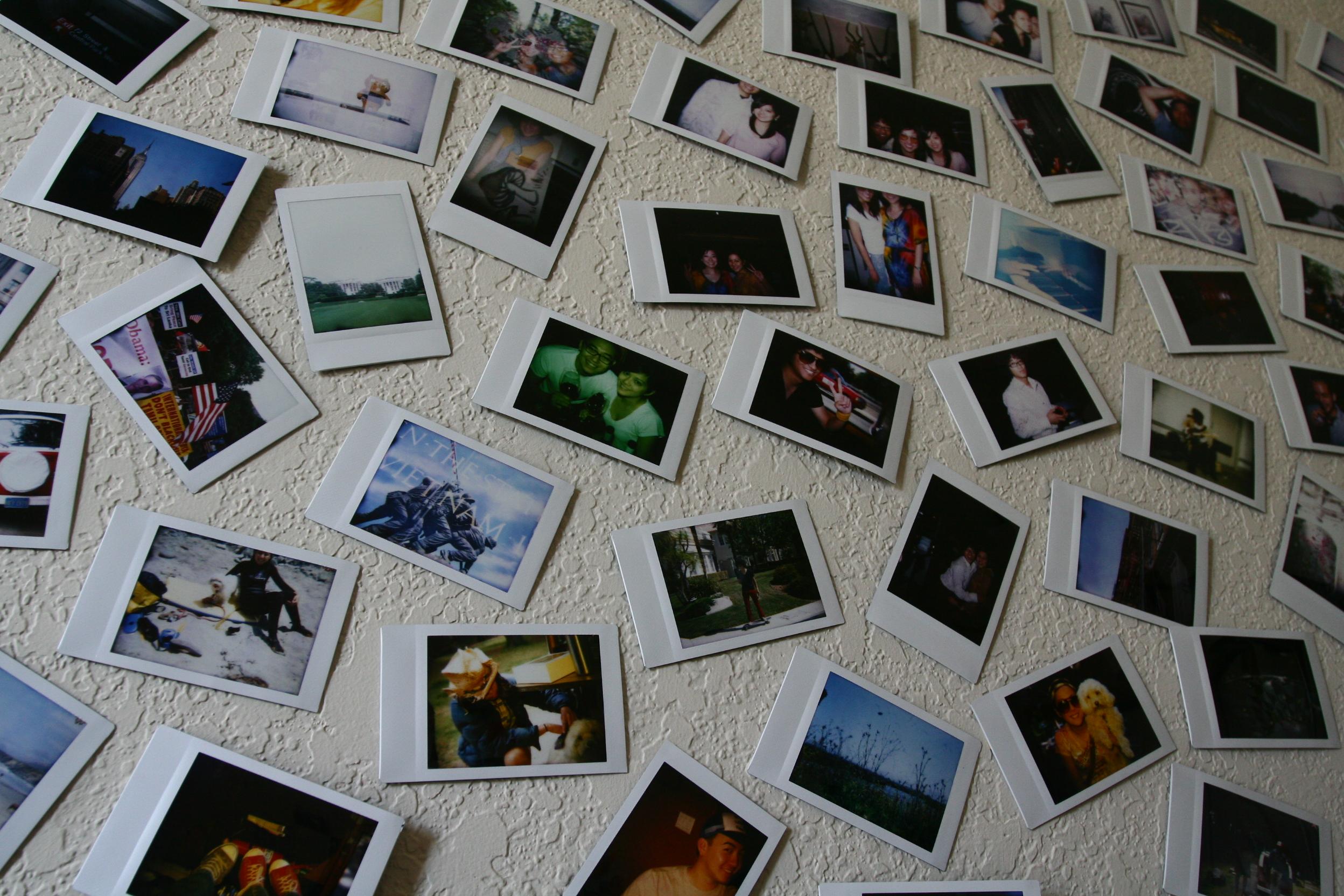 Polaroid madness!